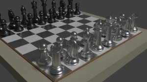 glossy chees 3D model