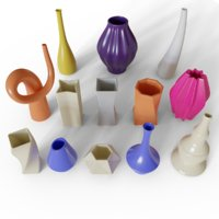 Decorative Vases Collection