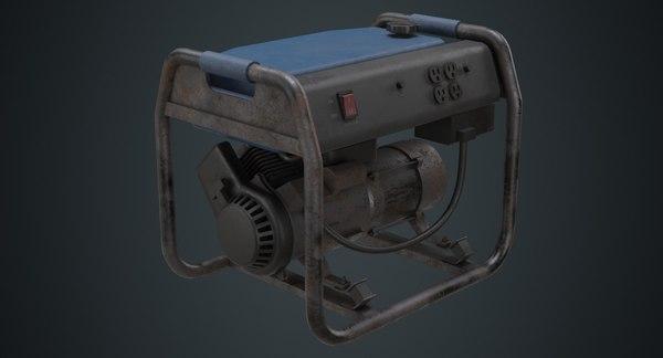 portable generator 1b model