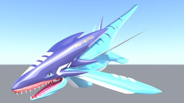 tylomon 3D model