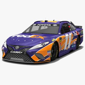 nascar toyota camry race car model