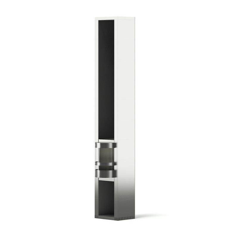 metal elevator 3D