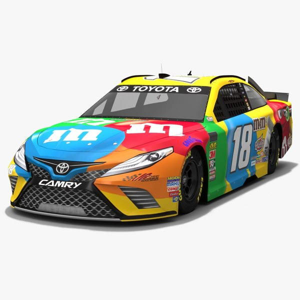 nascar toyota camry race car model
