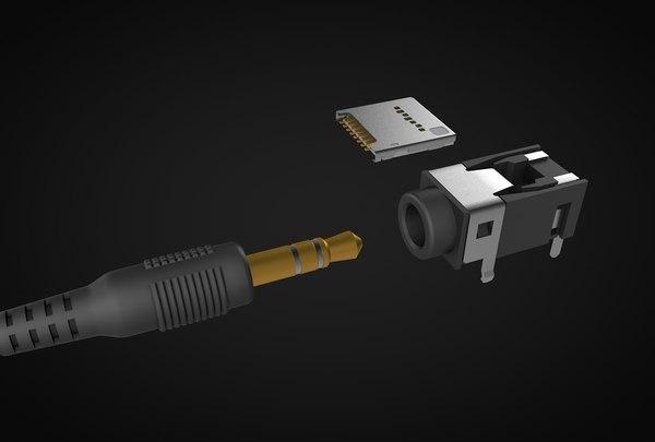 jack micro plug model