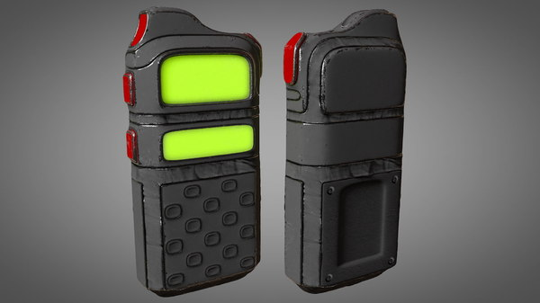 3D handheld device