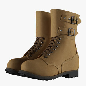 french military boots model