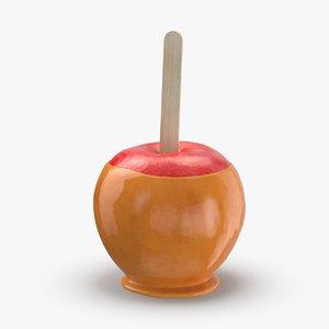 caramel-apples---red model