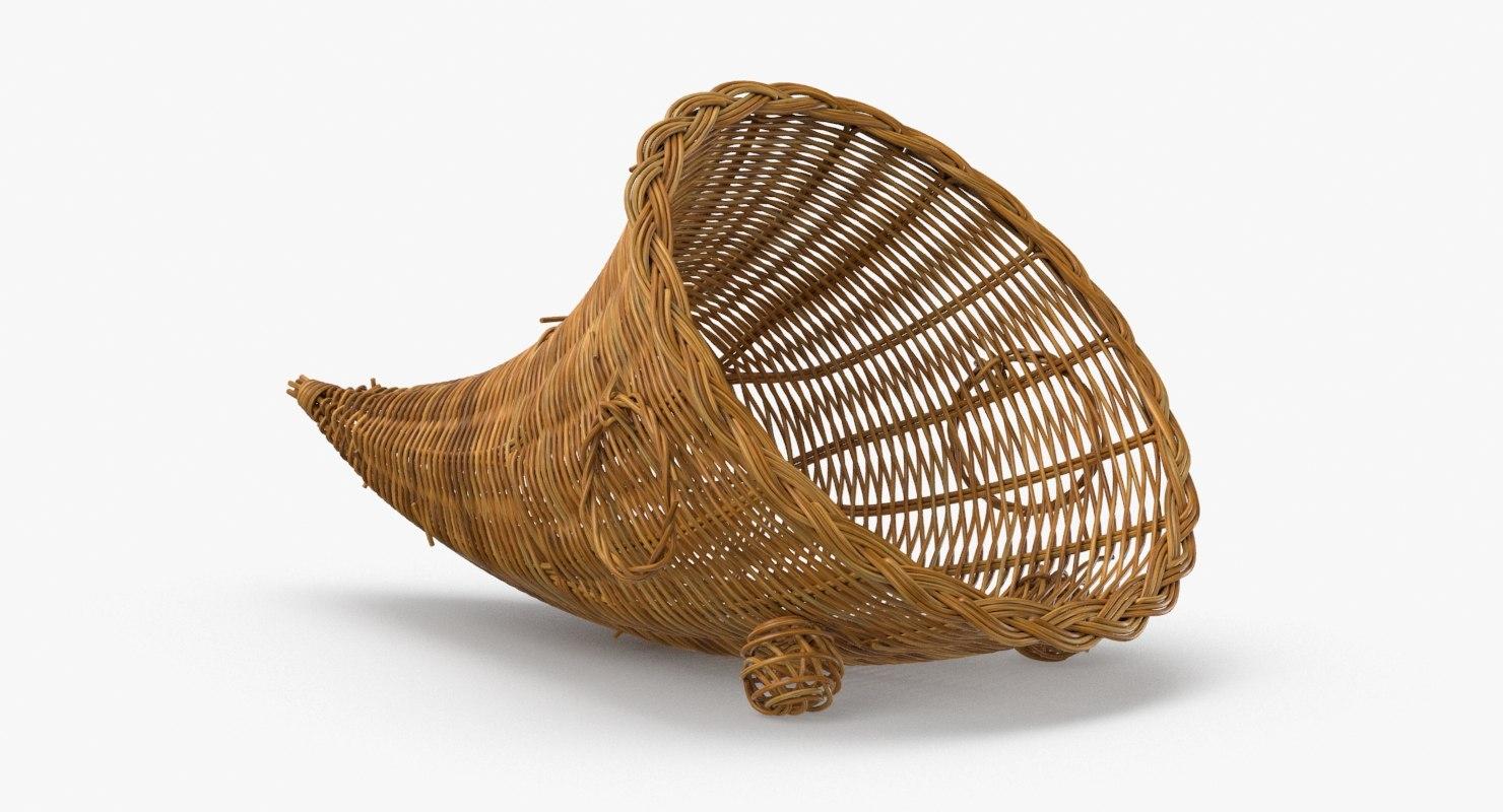 3D cornucopia