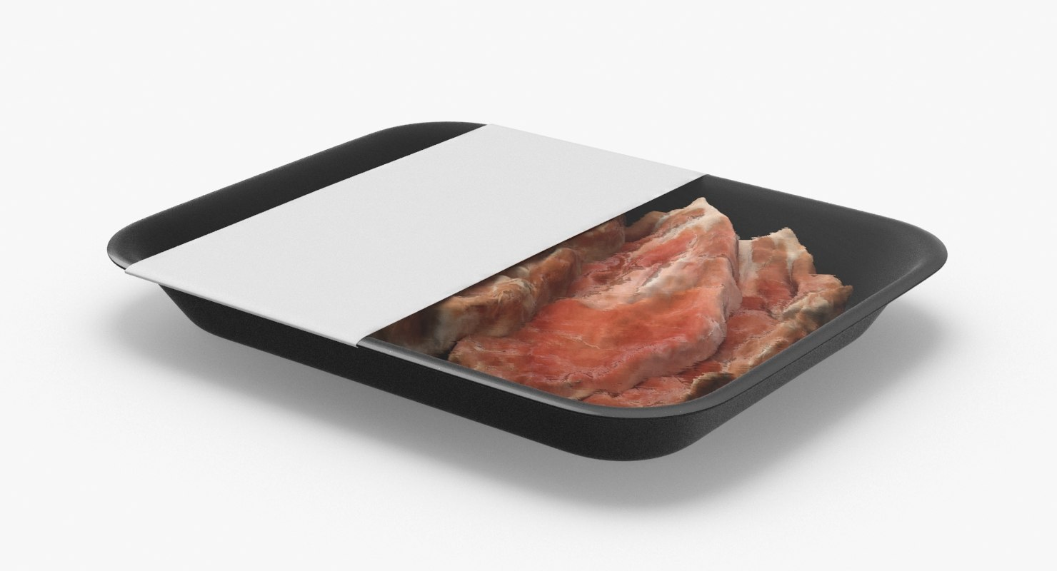 meats-packaging-01---pork 3D model