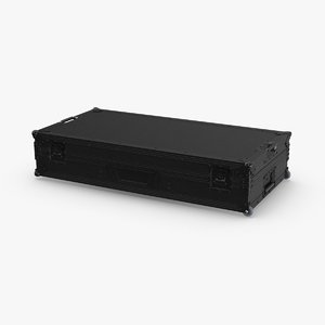 dj-coffin-case---closed 3D model