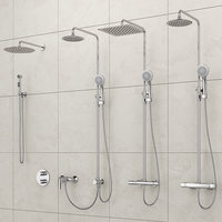 3D bathroom mixer set ravak
