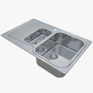 3D sink oulin ol-359s