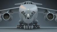 3D il-76md-90a il-78m-90a