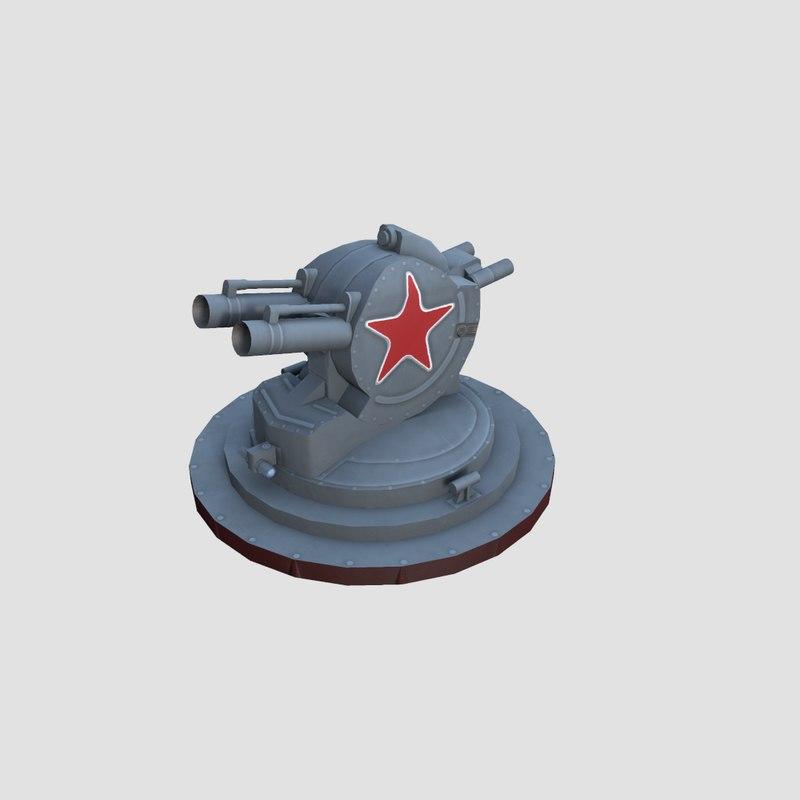 zif-121 3D model