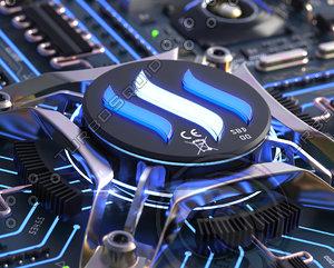 cpu motherboard model