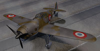 3D dutch ww2 01 aircraft