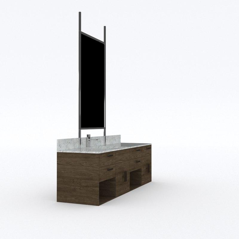 sink modern design model