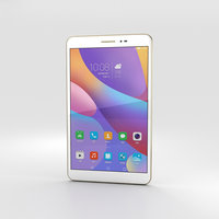 huawei honor pad 3D model