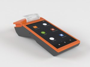 3D pos terminal android