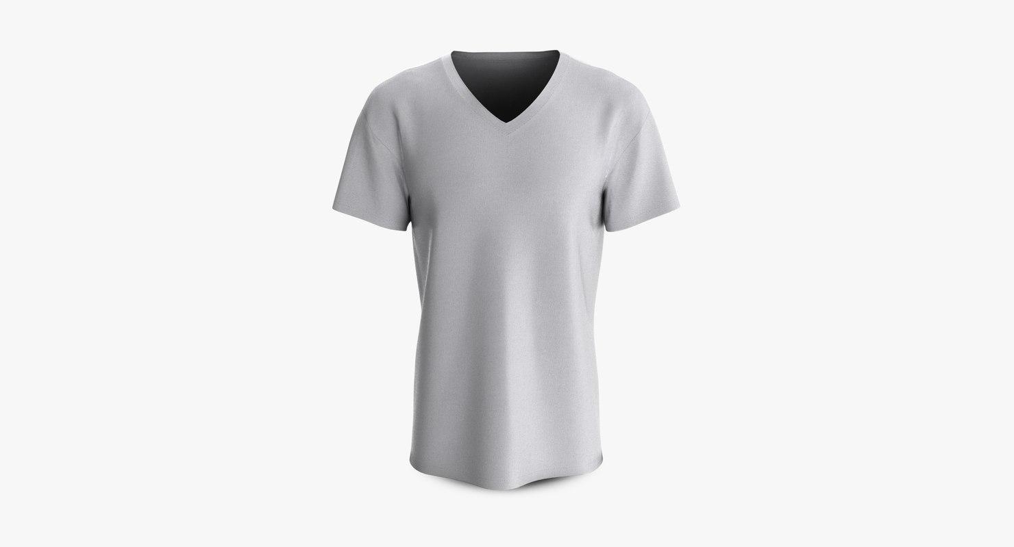 3D cotton male t-shirts short