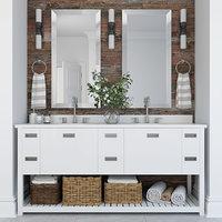 furniture bathroom model