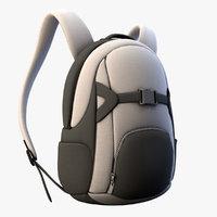 Back Pack 3D