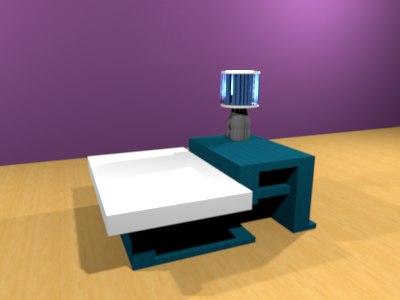 3D lamp light holder