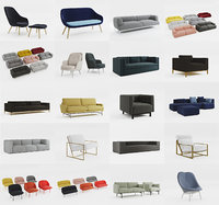 ST Vol.01 Sofas Armchairs