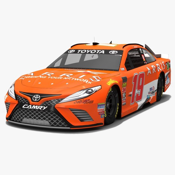 nascar race car joe 3D model
