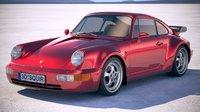 Porsche 911 964 Turbo 1990