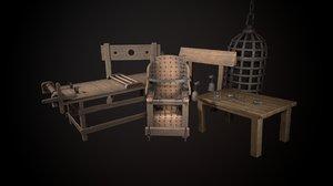 3D devices torture