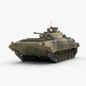 soviet bmp2 3D model