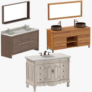 vanities classical modern model