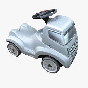 mercedes bobby car model