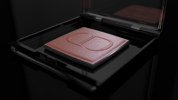 dior rouge 3D