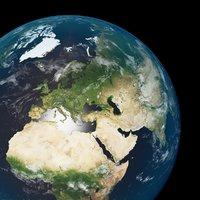 earth - photoreal 86k 3D model