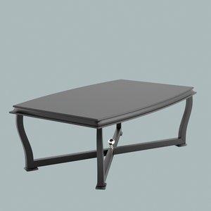 3D model table n0501