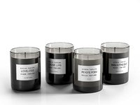 Candle Perfumes Set