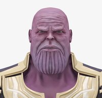 3D Thanos Models | TurboSquid