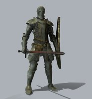 Knight Iron Armor