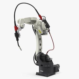 3D welding robot panasonic tm1400