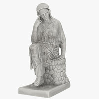 3D vatican penelope model
