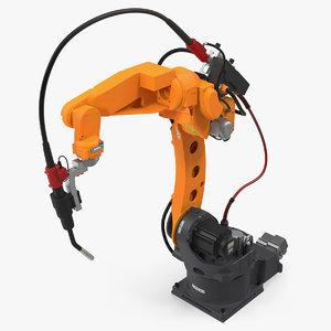 3D welding robot generic
