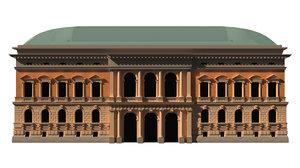 3D kunstsammlung museum art k21