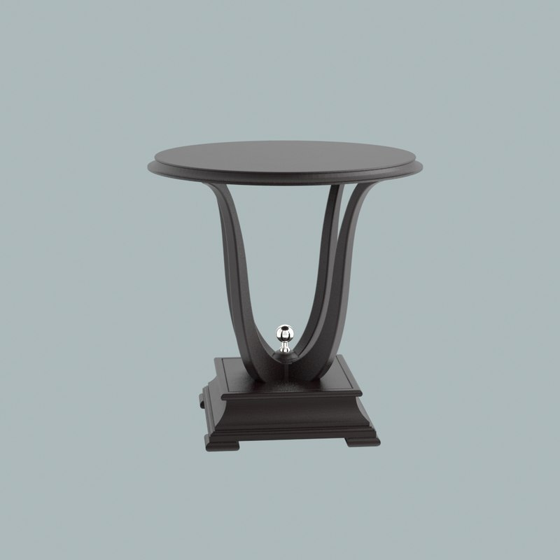 3D coffee table n0500
