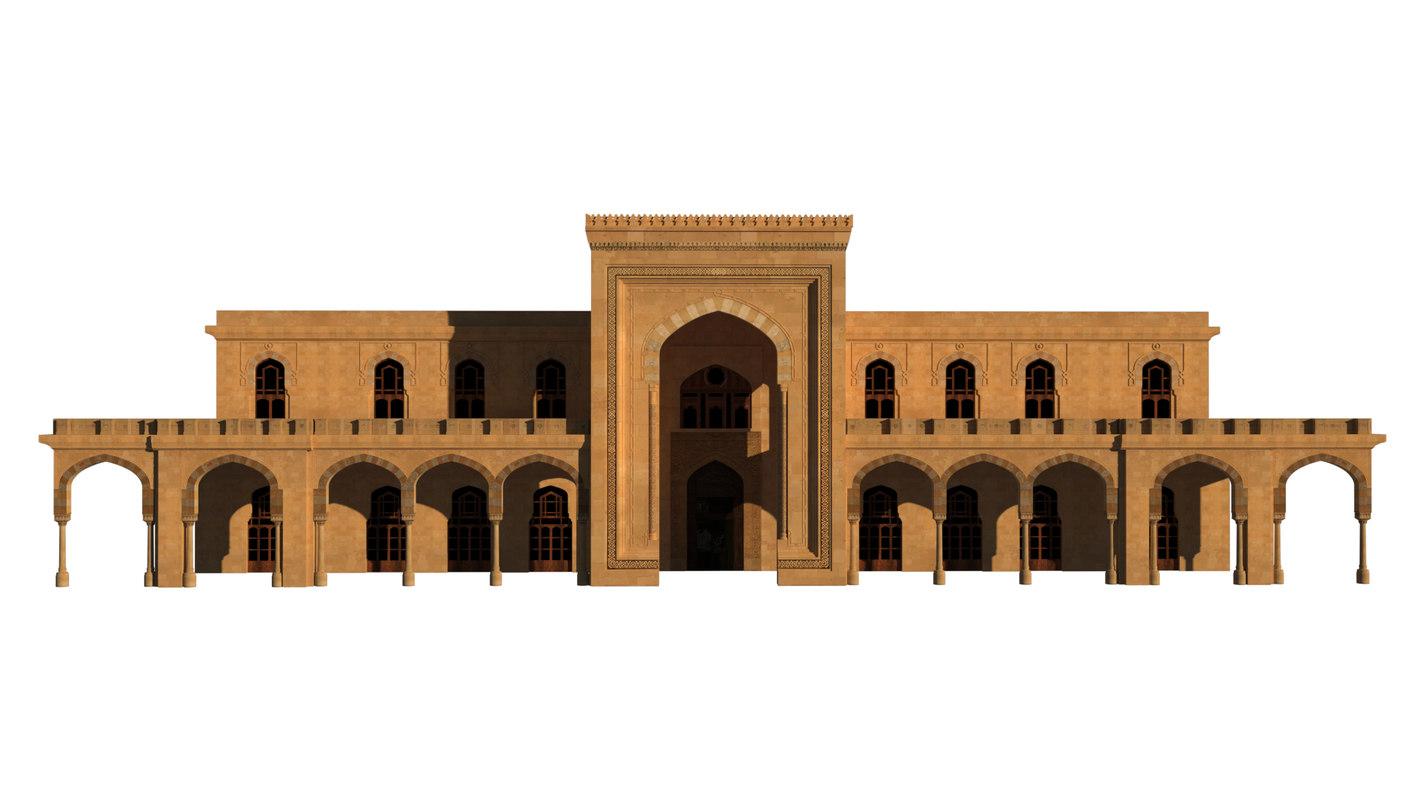 residence lebanon 3D model
