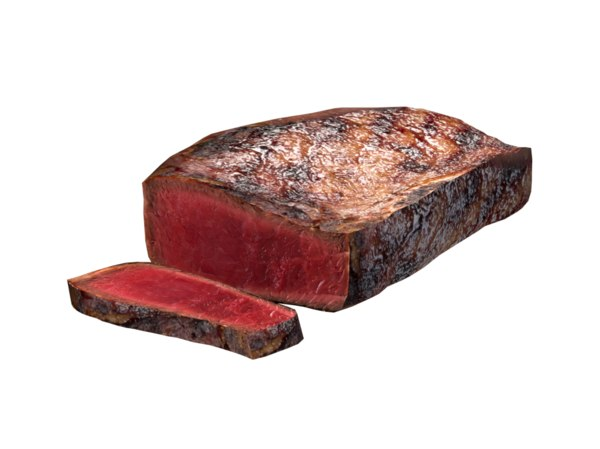 steak meat beefsteak 3D