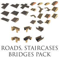 games pack 3D model