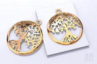 3D model jewelry tree pendants yggdrasil