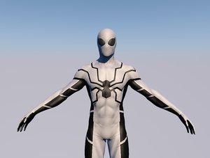 spider man future fondation model